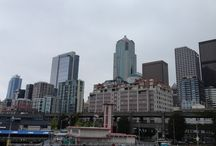 Seattle Ferry Ride 9/4/13 / One perk of living in the Seattle area is that you can ride ferries across Puget Sound. Short ones, like the Bainbridge route. Or long ones, like the Bremerton route. Here are pics and videos from the Bainbridge run. Enjoy!