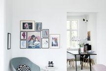 Casa. Pasillo decoración