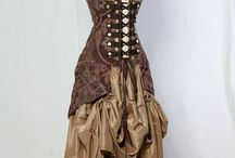 Steampunk clothes