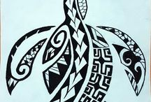 Polynesian patterns