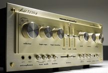 Vintage Hi-Fi / Vintage stereo equipment