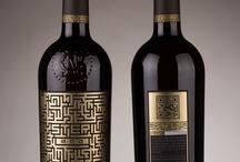Design wine bottle