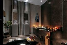 Bathroom in tile- design and modern with FAPCeramishe