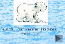 Thema Lars de kleine ijsbeer