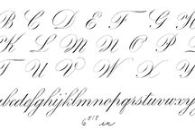 Engrosser's Script