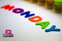 Play-Doh Week