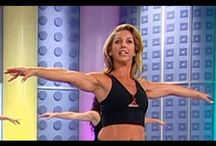 Denise Austin takes on ballet with this sculpting Ballet Dance Workout