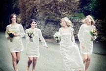 Bridesmaids  / by Maria Malonzo