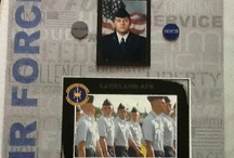 Air Force Scrapbook / by Michelle Condon