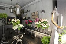 Inspiring Flower Shops / Such beautifully inspiring,creative spaces