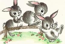 Lapins, rabbits