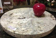 Granite slab ideas