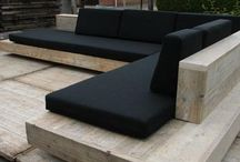 Outdoor furniture / by Lisa Matulis-Thomajan