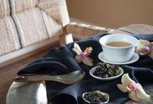 Iron Goddess of Mercy / Traditionally hand-made and roasted in Anxi, China our Tie Guan Yin Oolong offers a taste of ancient China with notes of peach, walnut and lilac and a satisfying minerality. http://www.firepot.com/products/iron-goddess-of-mercy