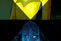 Steven Universe: Diamantes