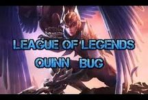 league of legends bugs