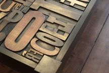 Typography Table