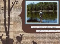 scrapbooking - Adirondacks / Layout ideas for our Adirondack vacation! / by Kathleen Ordiway
