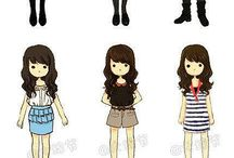 Korean Fashion Styles