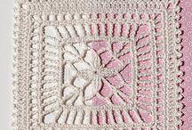 Crochet pattern- squares