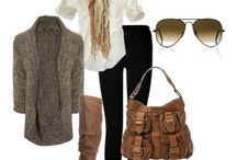 Autumn clothes