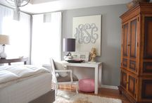 New Bedroom / by Brittany Agnes