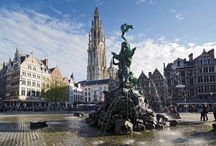 Belgium / Belgium is packed full of history with countless medieval old town, romantic canals and striking landmarks