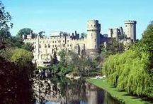 CASTLES I'D LIKE TO VISIT / I dream of castle-hopping all over Europe...one day...