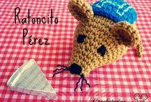 amigurumis: muñecas/dolls