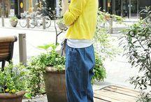 F.春夏ファッション