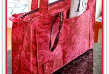 Sewing Tote & Purse patterns and tutorials