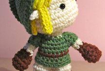 Legend of Zelda - Link...Crochet