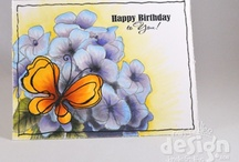 Stampendous Cards & Projects / by Melinda Gleissner