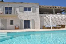 Villa Pamplemousse #Paxos #Greece #Island