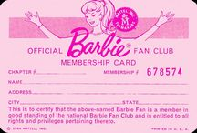 Barbie / by Kimi Babbitt