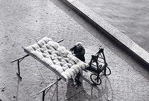 LE PARISIEN / Fotografía de París en los años 50.