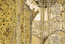Margaret MacDonald Mackintosh / Artista