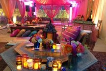 Extravagant Indian Dinner Party