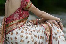 Saree n blouse....