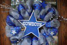 Dallas Cowboys / by Tara Jones