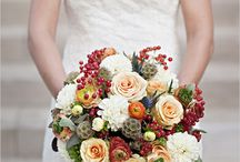 Peach and Red Weddings / by jiosia designs
