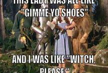 Wizard of Oz shit.....