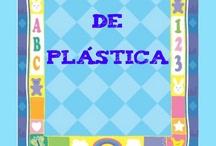 fichas de plastica