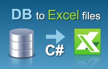 Excel Library | C# Tutorials / Excel file manipulation in C# - best practices for export data to Excel, import data from Excel and formula calculation