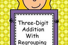 Third Grade Math Computation Ideas / by Big Ideas in Teaching