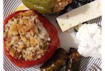 Еда / Вкусные рецепты греческого острова Родос