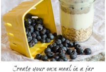 Easy quick & portable meals / by Sondra Anderson