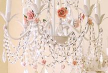 Chic Chandiliers / by Laura Ronspiez