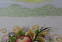 pittura su stoffa / pittura su stoffa