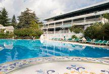 Puglia - Hotel Sierra Silvana /  In un'oasi di verde, immerso nel fascino della natura l'Hotel Sierra Silvana offre un raffinato Resort a 4 Stelle per sereni soggiorni di relax, nell'inconfondibile atmosfera dei parchi naturali di Puglia.